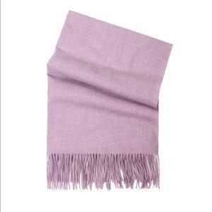 Pastel Lavender Long Scarf